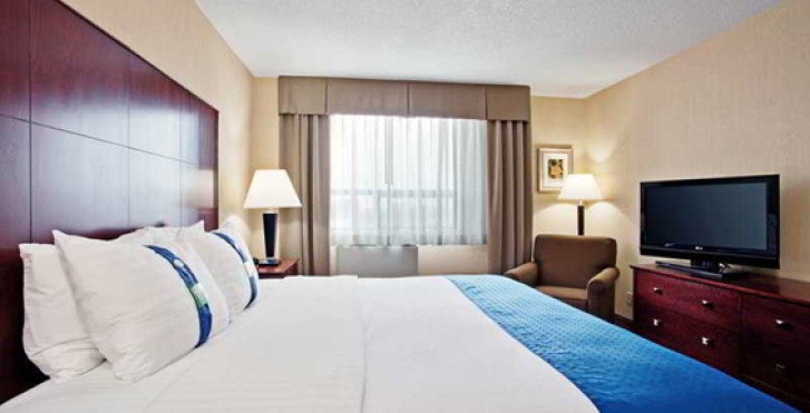 Holiday Inn Hotel & Suites Winnipeg Downtown