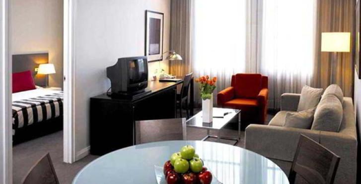 Bild 22793778 - Adina Apartment Hotel Sydney Central