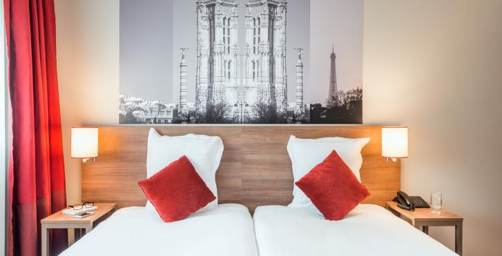 Bild 22911937 - Aparthotel Adagio Bercy Village