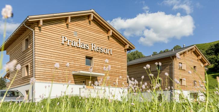 Bild 32207952 - Ferienresort Pradas - Sommer inkl. Bergbahnen