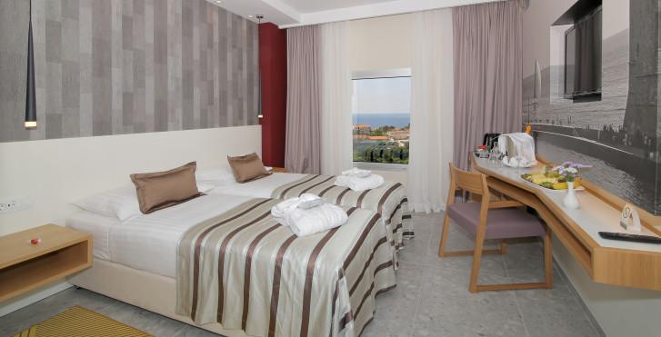 Chambre double Classic - Hôtel Lero
