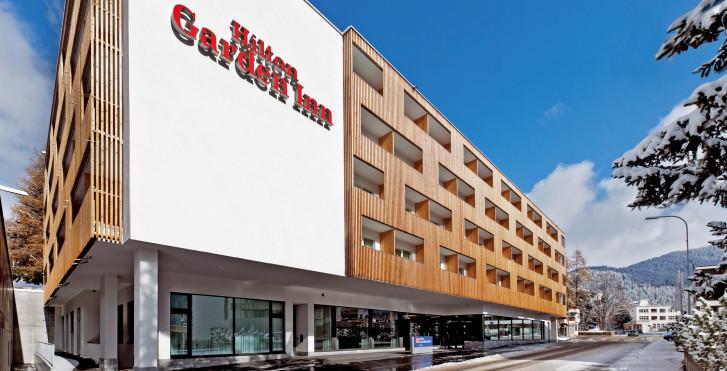 Bild 9893089 - Hilton Garden Inn