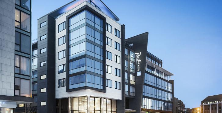 Image 23025445 - Radisson Blu Royal Hotel
