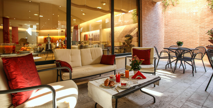 Bild 22398953 - Hotel Montaperti