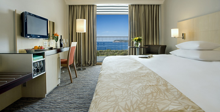 Chambre double Deluxe - Valamar Lacroma Dubrovnik