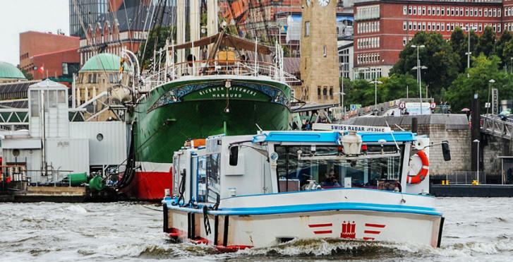 © Abicht.de - Gresham Carat Hotel Hamburg (tour du port inclus))