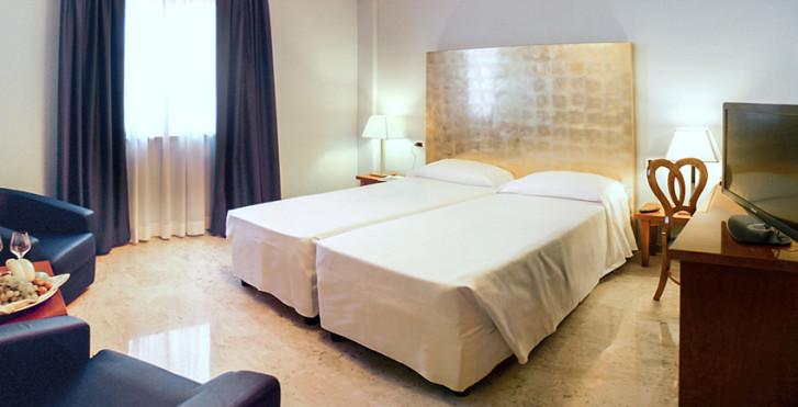 Chambre double Comfort - Terme Marine Leopold II