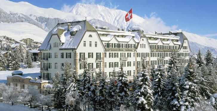 Image 32193467 - Cresta Palace - Forfait ski