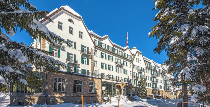 Cresta Palace - Forfait ski