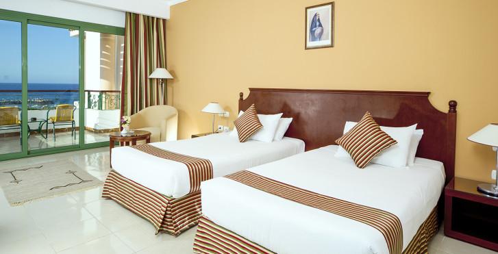 Doppelzimmer Deluxe - Fantazia Resort Marsa Alam