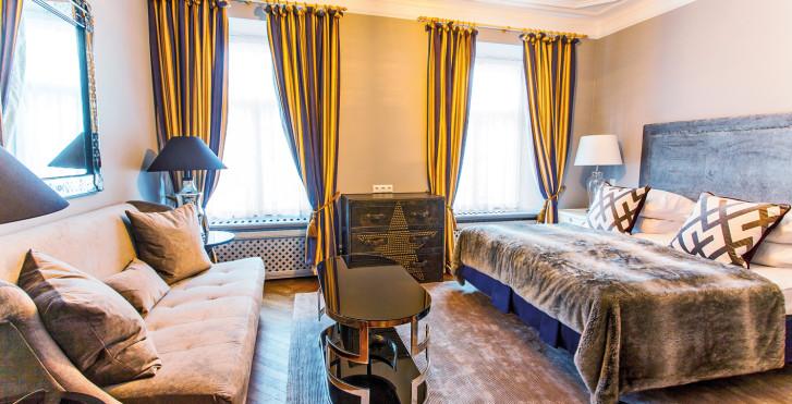 Deluxe-Zimmer - Hotel St. Petersbourg