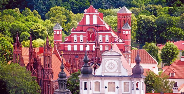 St. Anna Kirche, Vilnius