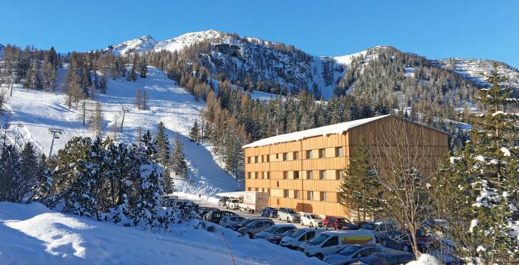 Image 32019288 - JUFA Hotel Malbun Alpin Resort - Forfait ski