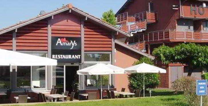 Bild 23646495 - Inter Hotel Amarys Biarritz