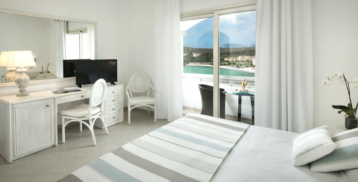 Doppelzimmer Superior - Gabbiano Azzurro Hotel & Suites