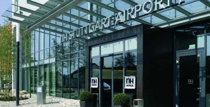 Image 23742882 - NH Stuttgart Airport