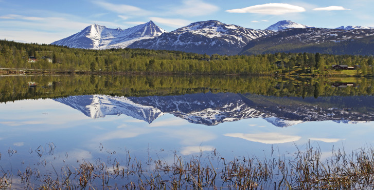 Landschaft Tromsø