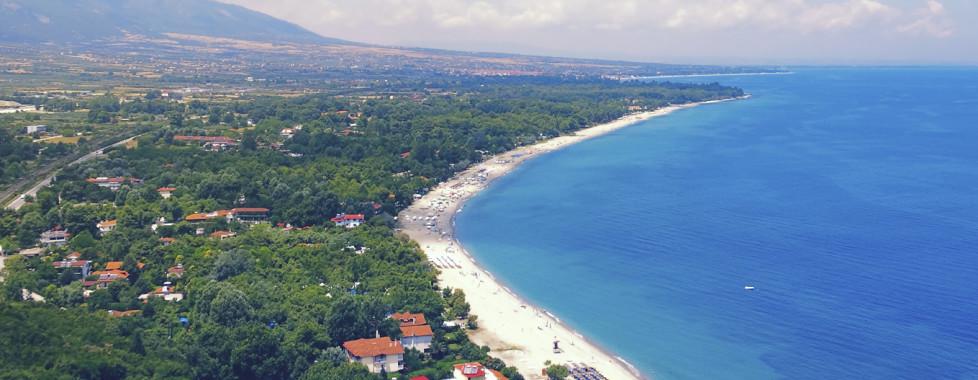 Cosmopolitan Hotel & Spa, Olympische Riviera - Migros Ferien