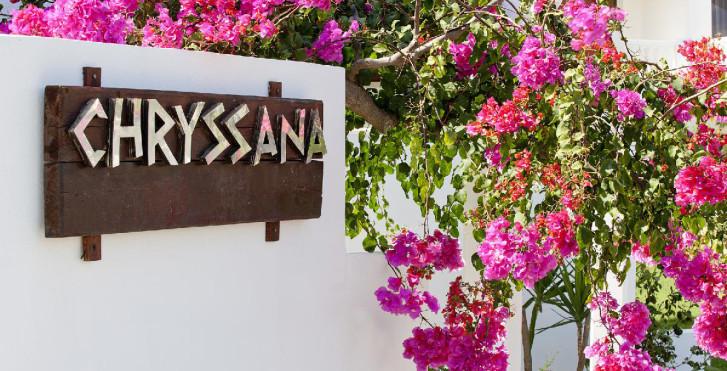 Bild 23788397 - Chryssana Beach Hotel