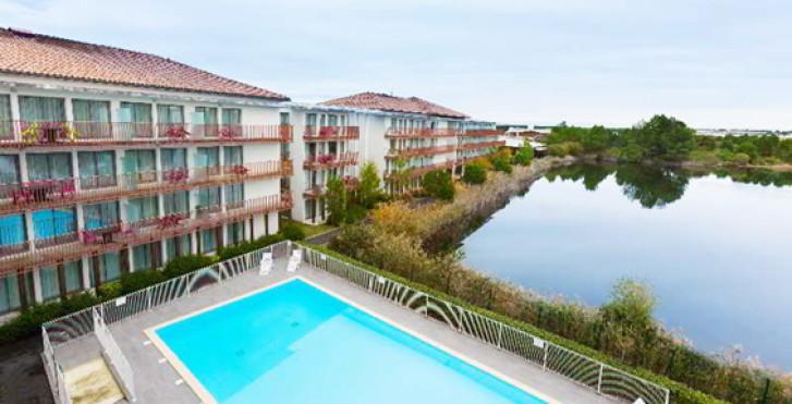 Bild 23848028 - All Suites Appart Hotel La Teste