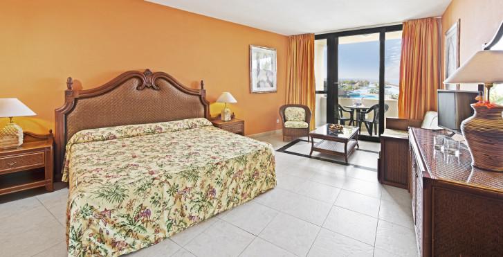 Doppelzimmer - La Palma & Teneguia Princess