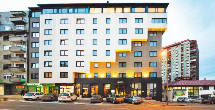 Bild 25234901 - 88 Rooms Hotel
