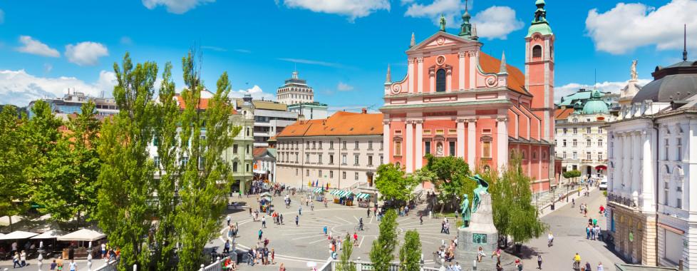 Antiq Palace, Ljubljana - Migros Ferien