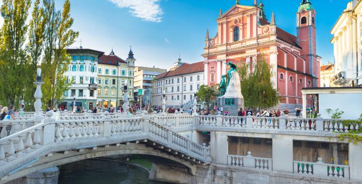 Ljubljana Hotel Und Flug