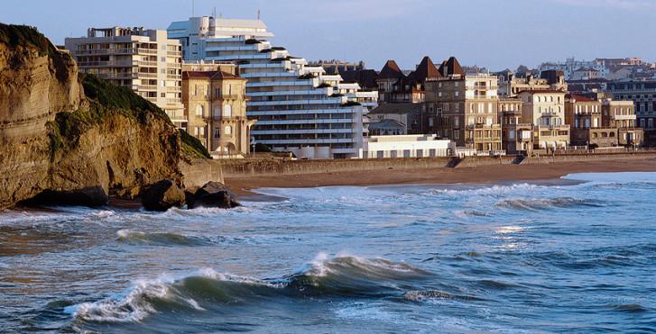Image 23907633 - Sofitel Biarritz le Miramar Thalassa Sea & Spa