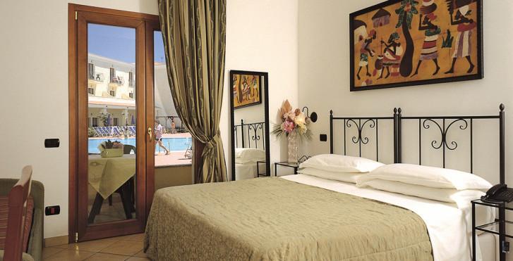 Chambre double - Blu Hotel Morisco Village