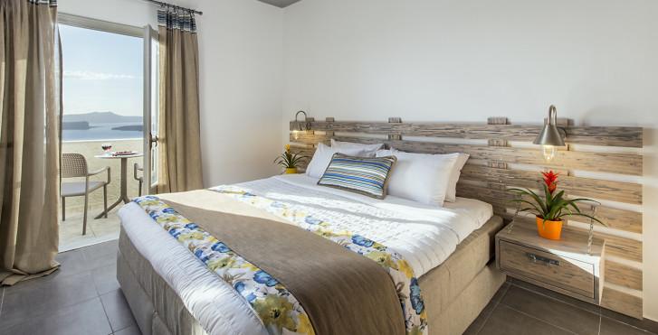 Chambre double Superior - Caldera's Dolphin Suites