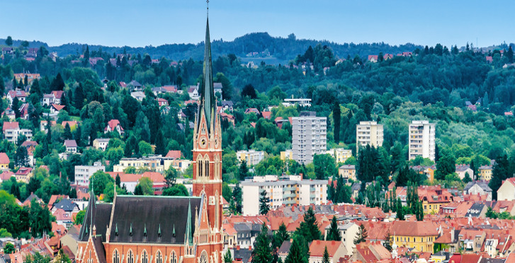 Sacré-Cœur, Graz