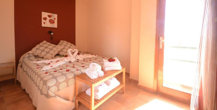 Appartements Los Rosales