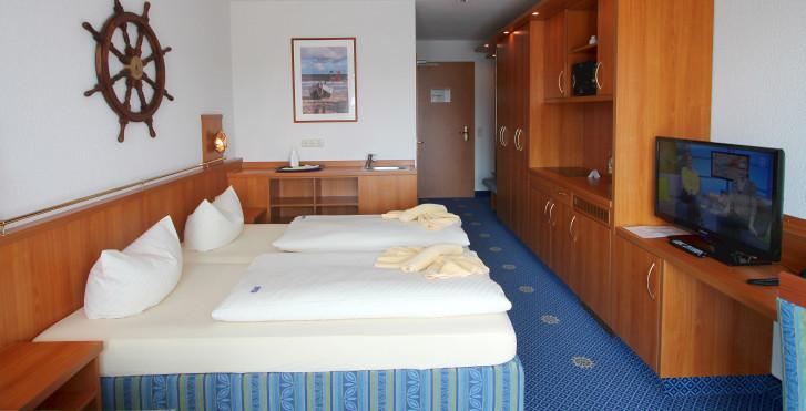 ©Eurotours Ges mbh/ Tourismusverband Mecklenburg- Vorpommern e.V. - Familien Wellness Hotel Seeklause