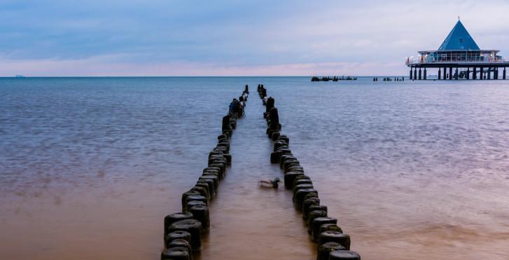 Mer Baltique, Usedom