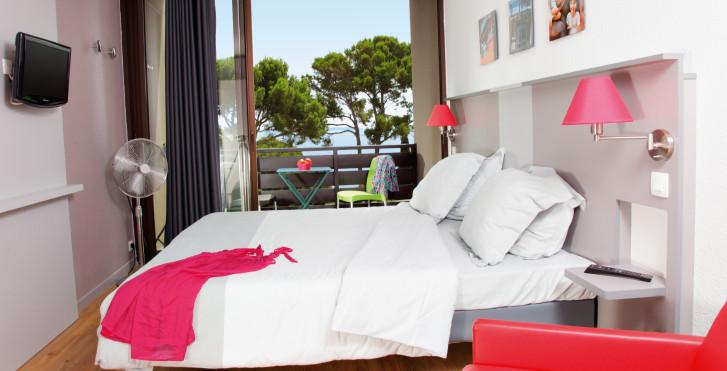 Appartement 2 pièces - Club Belambra «Les Criques»
