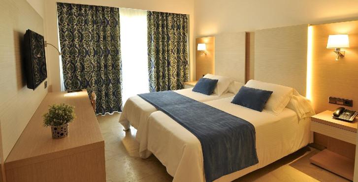Chambre double - Ipanema Park  Beach