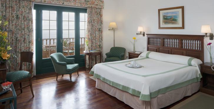 Chambre double - Parador La Palma
