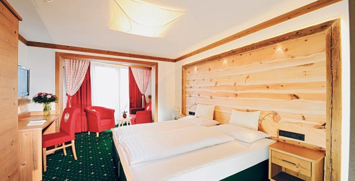 Chambre double - Das Kaltschmid Familotel Tirol