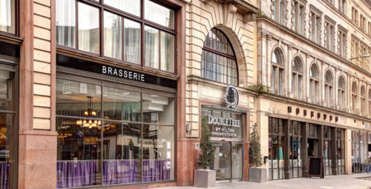 Image 36150122 - DoubleTree by Hilton Edinburgh City Centre