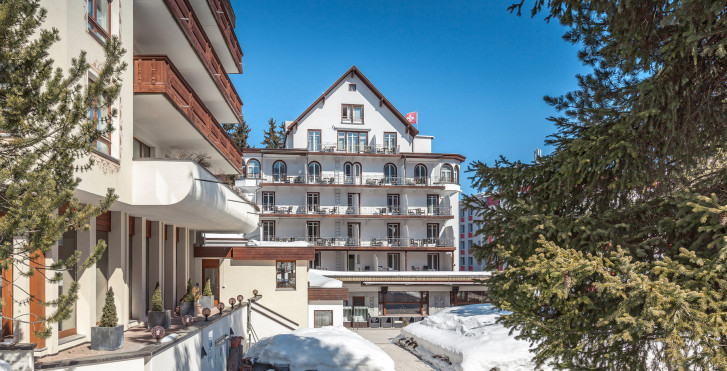 Hotel Meierhof - Skipauschale