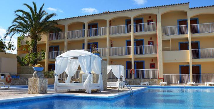 Hôtel Playasol Cala Tarida