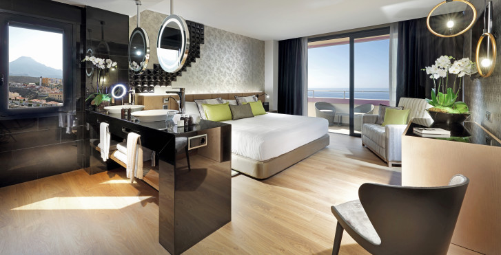 DoppelzimmerDeluxeGold - Hard Rock Hotel Tenerife