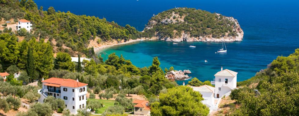 Blue Green Bay, Skopelos - Vacances Migros