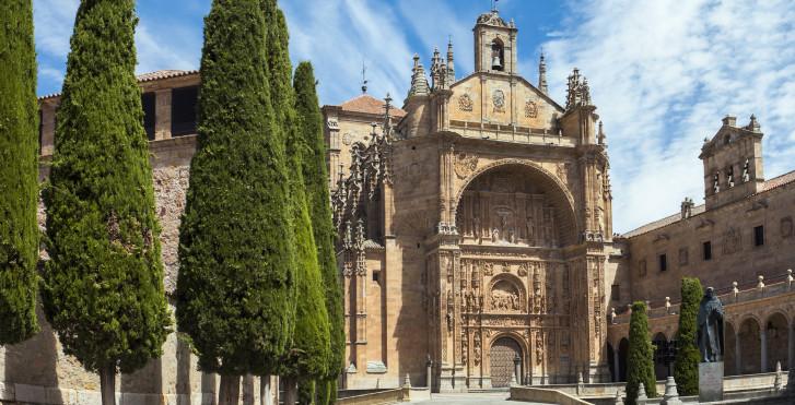 Kirche und Kloster San Esteban, Salamanca