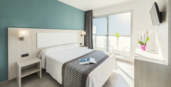 Chambre double - 4R Hotel Miramar Calafell