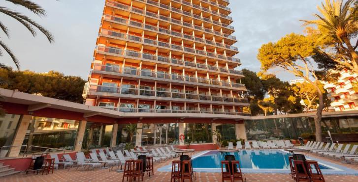 Image 28416918 - Hôtel Obelisco