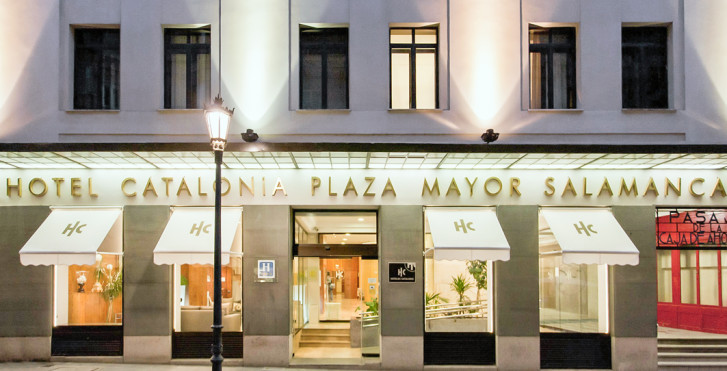 Image 25034410 - Catalonia Plaza Mayor Salamanca