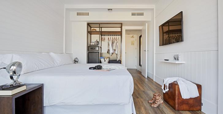 Chambre double - Hotel Delamar