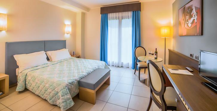 Chambre double - Lu Hôtel